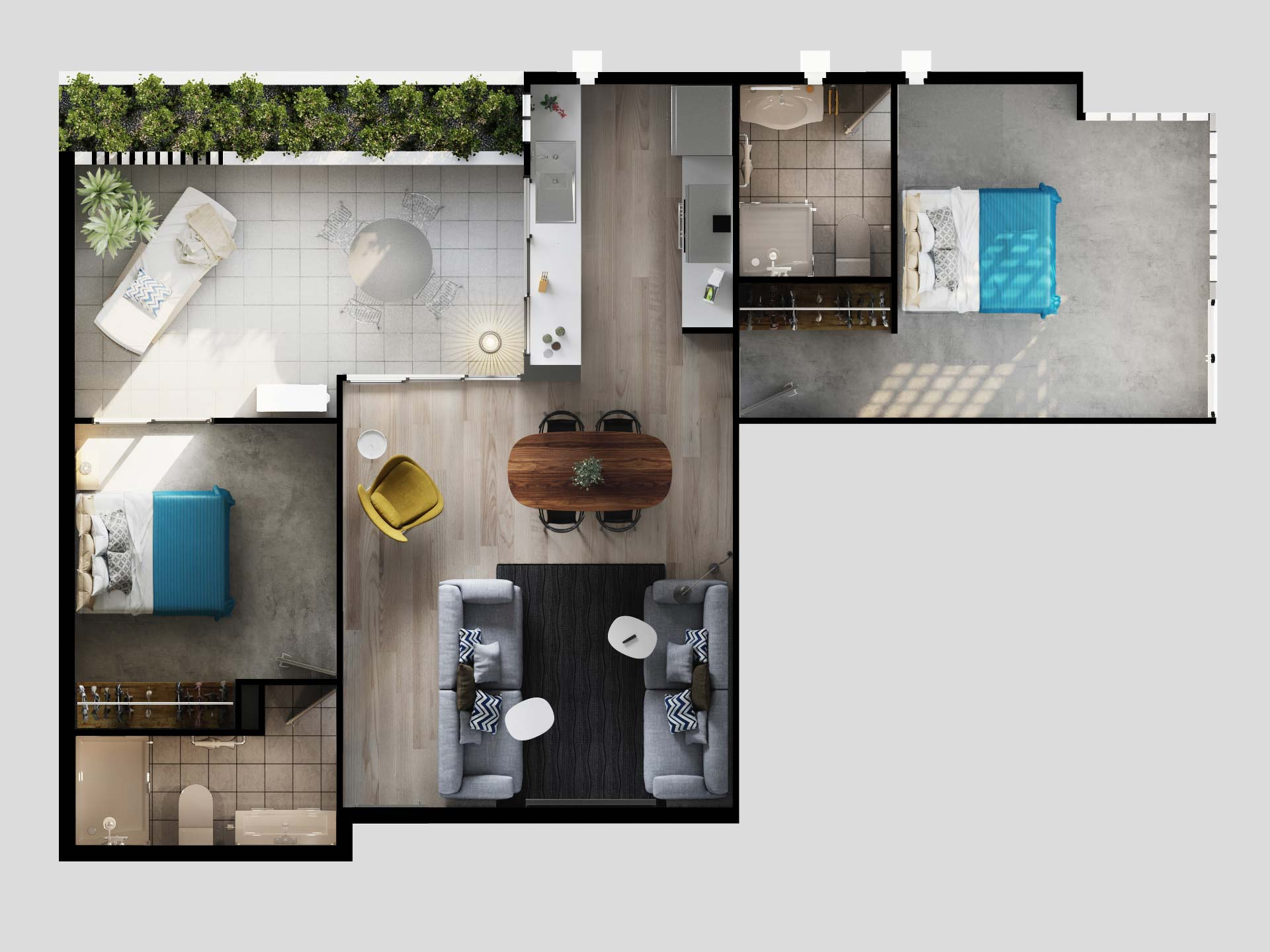 Specto3d 3d Architectural Visualisation